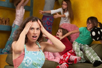 ADHD can precipitate the whole family in a constant state of chaos.