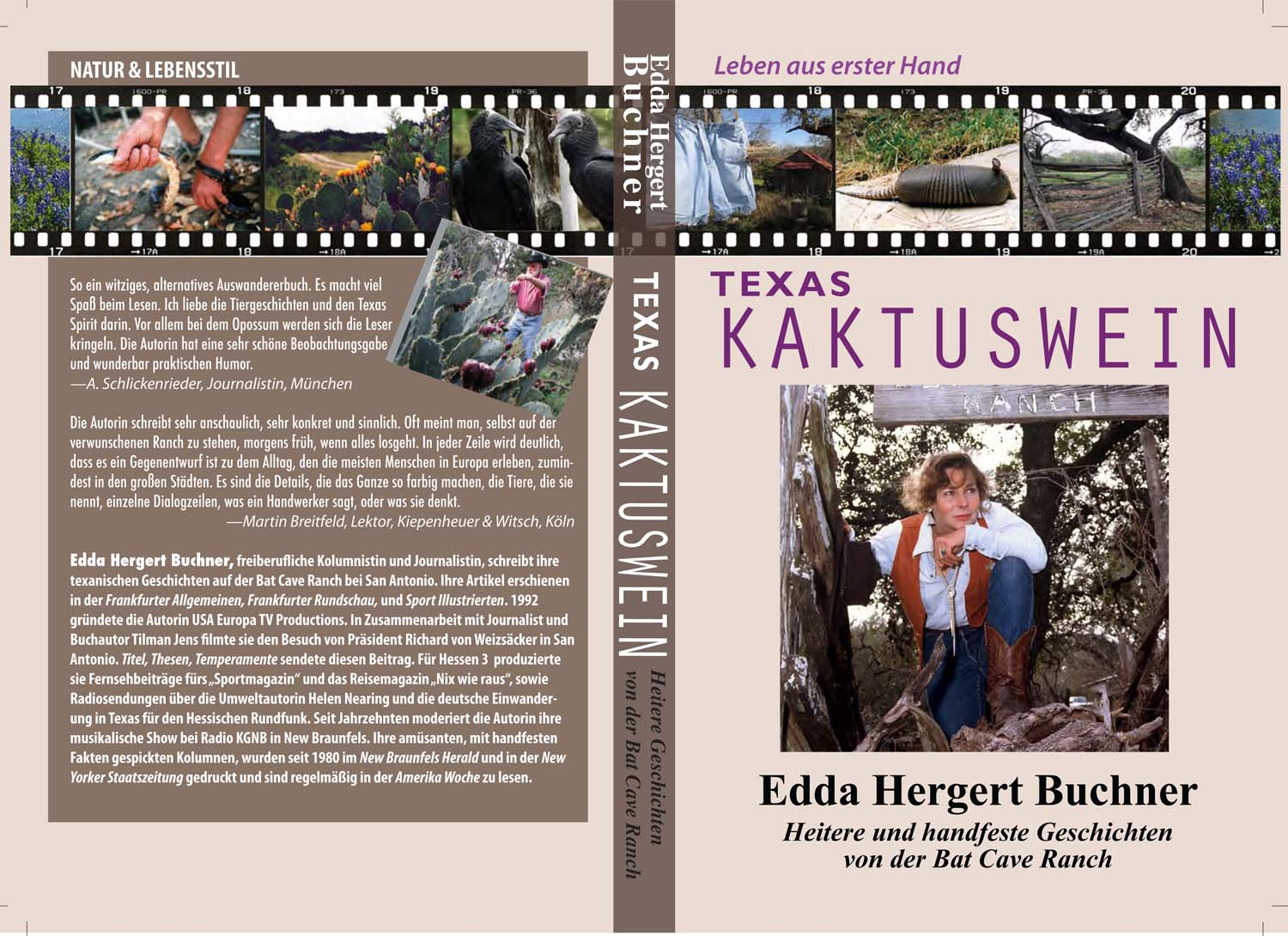 Texas Kaktuswein Cover